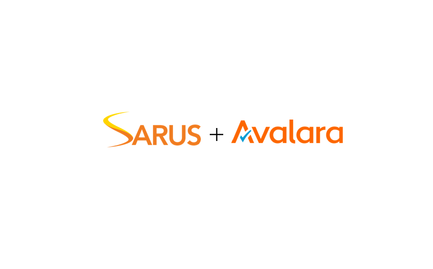 Sarus Partners With Avalara